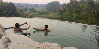 Pemandian Air Panas Gunung Panjang Bogor