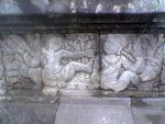 Relief di Candi Sojiwan
