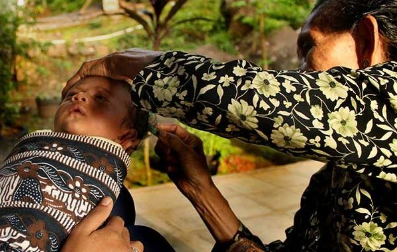 Ritual Sepasaran Bayi