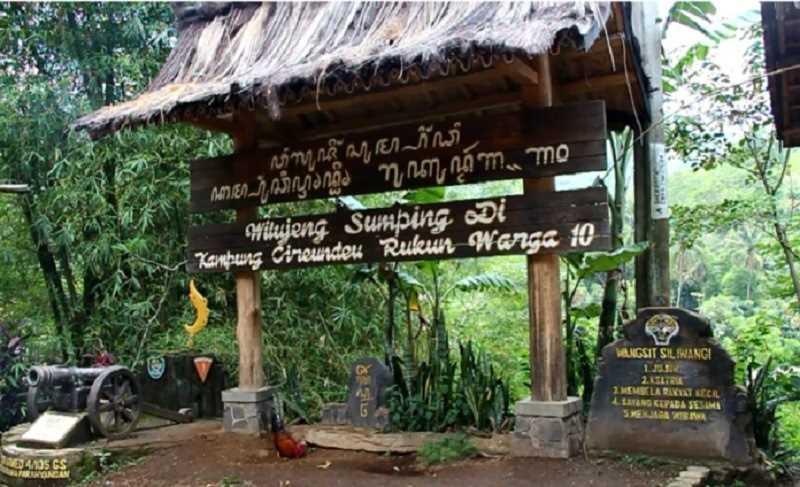 Kampung Cireundeu