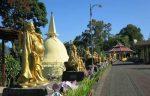 Patung Lohan Vihaya Buddhayana
