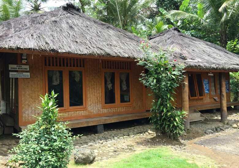 Rumah di Kampung Kuta Ciamis
