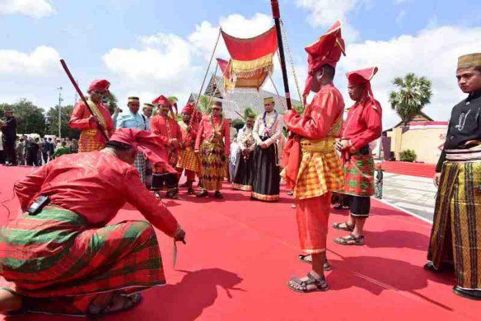 Tradisi Angngaru
