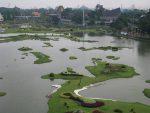 Danau Archipelago Taman Mini Indonesia Indah
