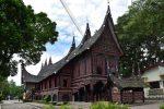 Museum Rumah Adat Baanjuang di Taman Margasatwa dan Budaya Kinantan