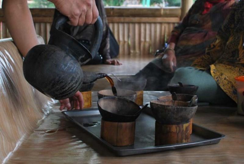 Minuman Khas Sumatra Barat