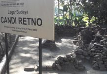 Candi Retno Magelang