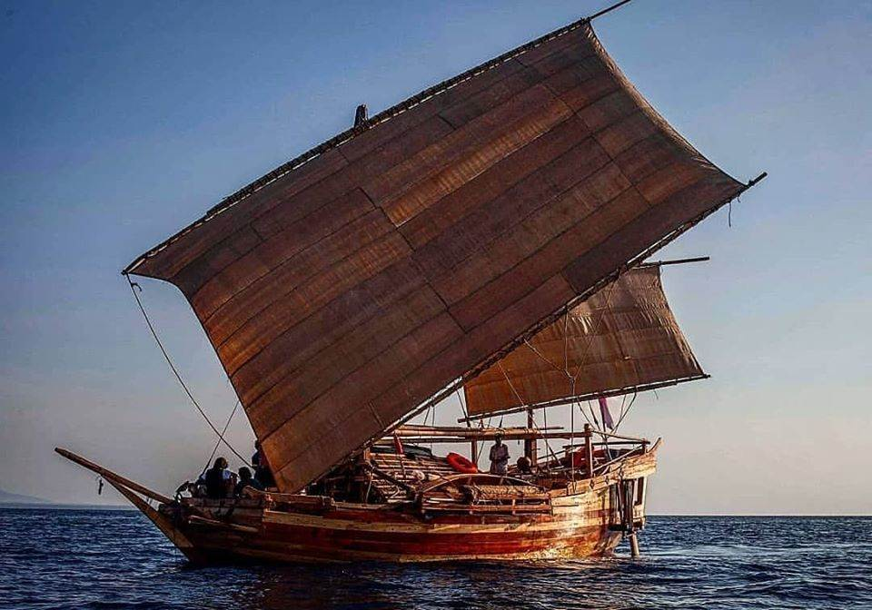 Kapal Padewakang