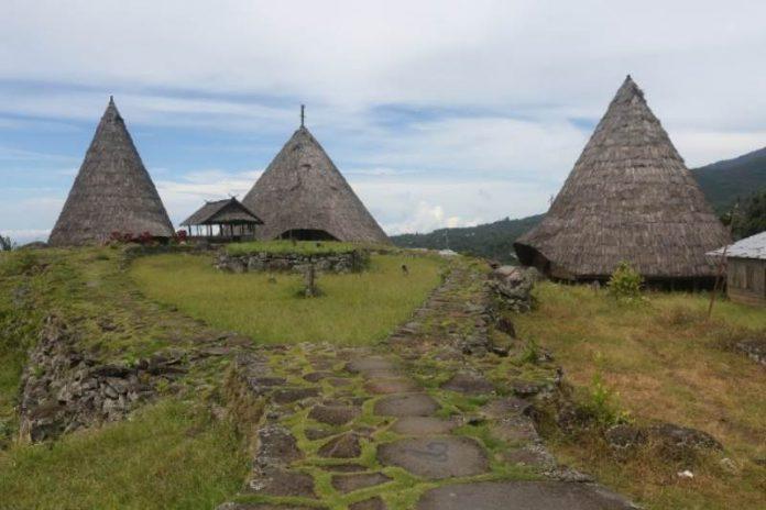 Situs Kampung Adat Todo