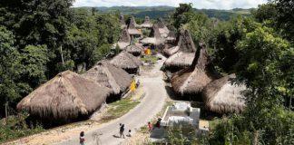 Kampung Adat Praijing
