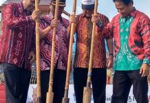 Alat Musik Kurung Kurung dari Kalimantan Selatan