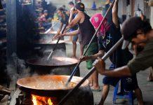 Pembuatan Dodol Betawi