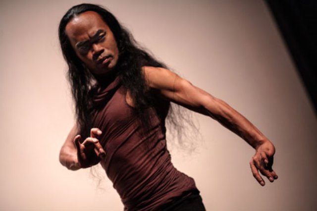 Eko Supriyanto (Foto: www.goethe.de)